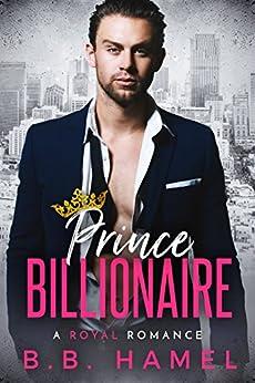 Prince Billionaire Romance B Hamel ebook product image