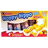 Kinder Happy Hippo 5 Pack 102g by Kinder