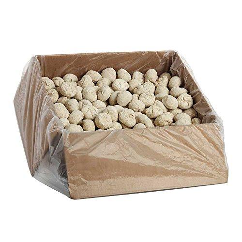 Pennant Bread Basket Parkerhouse Wheat Dinner Roll, 1.25 Ounce -- 240 per case. (Parker House Rolls)