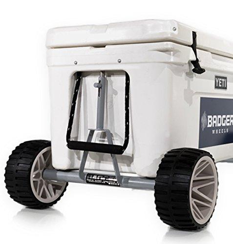 Badger Wheels Steel Single Axle