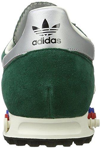 Green Uomo Scarpe Trainer La Green Da collegiate matte Basse Silver Verde Ginnastica Adidas Og collegiate Z0vxZwn