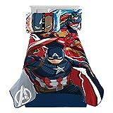 Marvel Captain America Civil War Warriors Plush Fleece 62