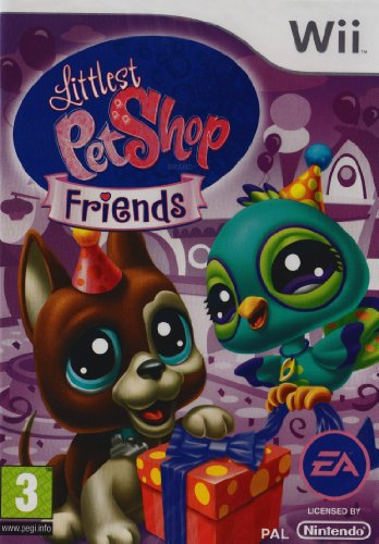 Littlest Pet Shop: Friends - Wii