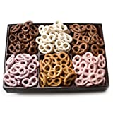 Oh! Nuts Chocolate Covered Pretzels Gift