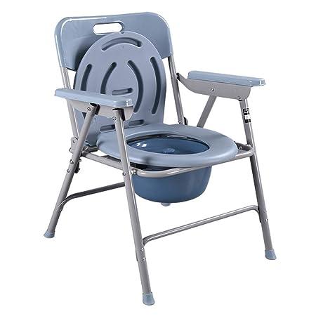 Come Si Chiama Lo Sgabello Pieghevole.Gljmty Sgabello Per Sedia Da Toilette Da Comodino Con Sedile