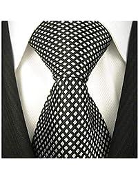 Diamond Ties for Men - Woven Necktie - Mens Ties Neck Tie by Scott Allan