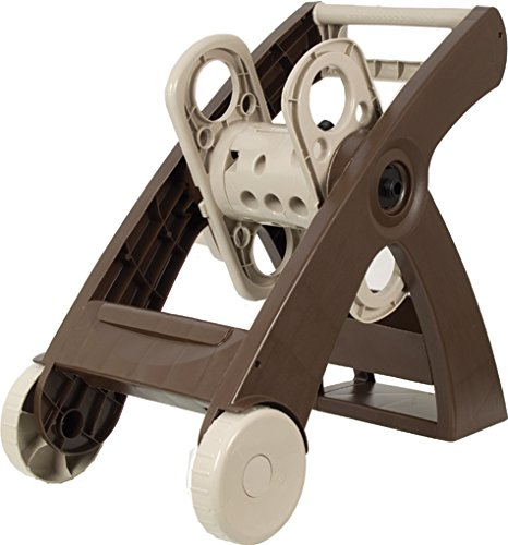 Ames Garden Hose Reels (Ames 175-Foot Capacity  Fold & Store Hose Cart - 2385630B)
