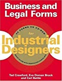 img - for Business and Legal Forms for Industrial Designers by Carl Battle (2005-02-01) book / textbook / text book