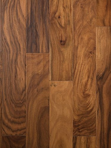 Uluru Sunset Acacia Wood Flooring Hand Scraped Durable Strong