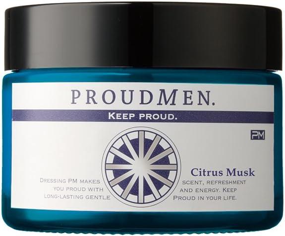 プラウドメン グルーミングバームCM 40g (シトラスムスクの香り) 香水・フレグランスクリーム