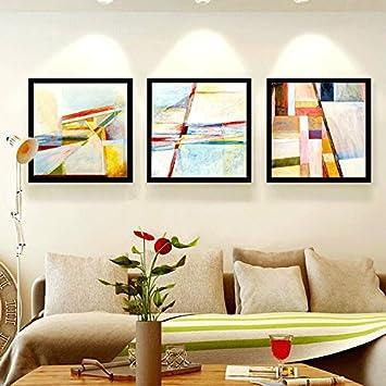 Moderner Puristischer American IKEA Schlafzimmer Wohnzimmer Esszimmer Wand  Dekoration Malerei Abstrakt Gemälde Der WandMalerei, Canvas