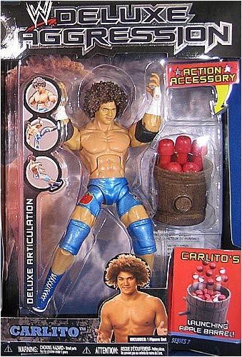 WWE Deluxe Aggression Series 7 Carlito Cool