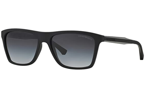 Emporio Armani Mod. 4001 Sun_50638G-56 Gafas de Sol, Hombre ...