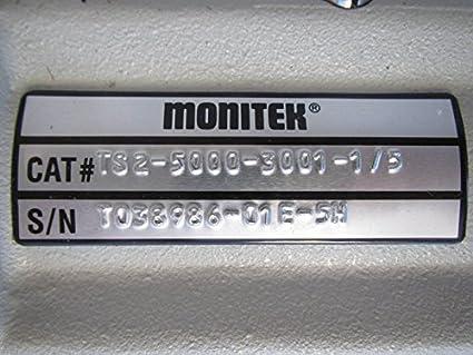 Nueva monitek/sentex turbidimeter TS2 - 5000 - 3001 Sensor ts250003001 turbiedad de punta: Amazon.es: Amazon.es