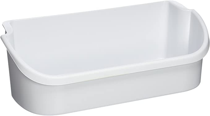 UpStart Components Brand 2-Pack 240363701 Refrigerator Door Shelf Bin Replacement for Kenmore//Sears 253.52349302 Refrigerator Compatible with AP2116105 Door Shelf