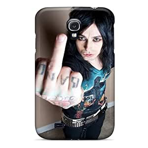 Bumper Hard Cell-phone Cases For Samsung Galaxy S4 With Customized HD Ronnie Radke Pattern KevinCormack