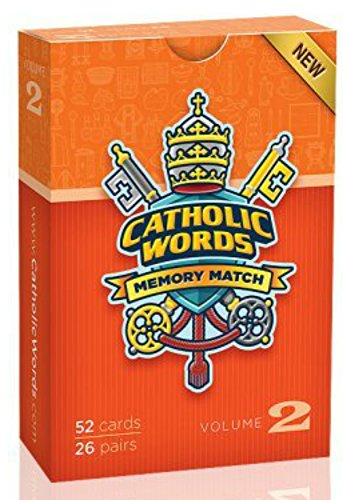 Catholic Words Memory Match Vol 2
