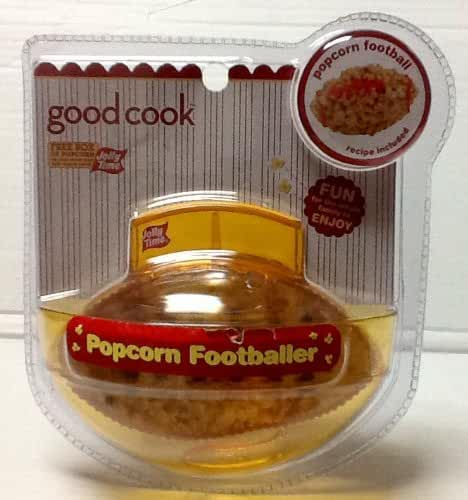 Popcorn Football Shaper ~ Make Popcorn Footballs Rice Krispie Treats & More!