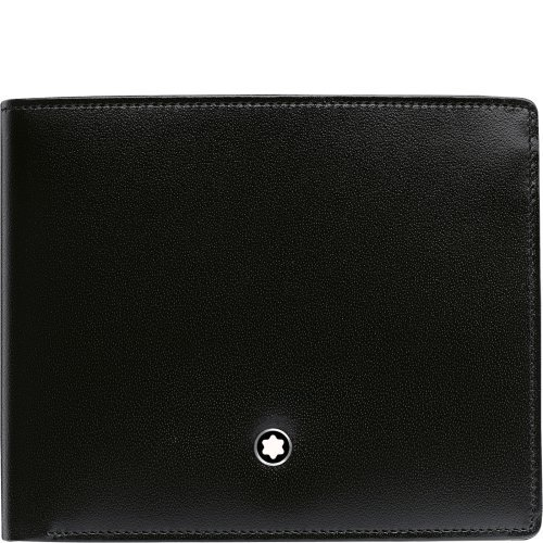 montblanc-meisterstuck-wallet-6cc-with-money-clip-mb-05525-mens-black-leather