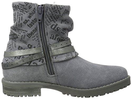 Stiefel Soliver Grey 200 Mädchen Kurzschaft 45425 Grau OiXZPku