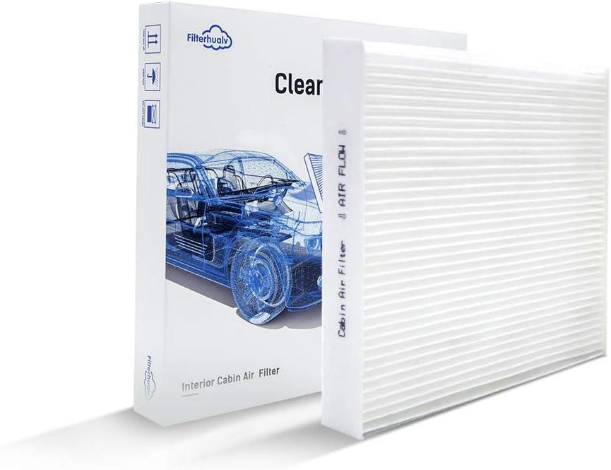 Filterhualv Automotive Cabin Air Filter Replacement for CP285 CF10285 for Scion//Toyota//Subaru//Lexus
