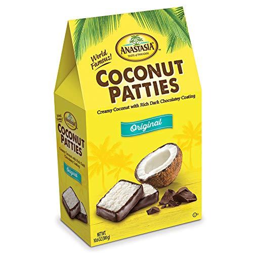 - Coconut Patties Classic Original, 10.6 Oz. Box (8 Patties)