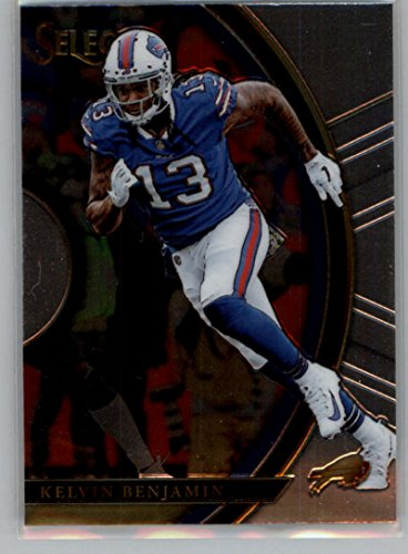2017 Panini Select #12 Kelvin Benjamin Concourse NM-MT Bills