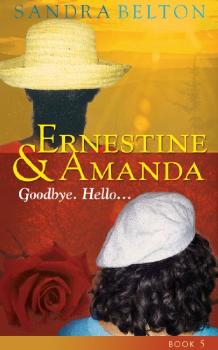 book cover of Goodbye. Hello...
