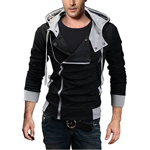 Casual Outerwear Mens Clothing - 5