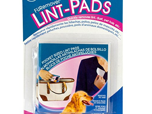 FURemover Pocket Size Lint Pads - Pack of 24