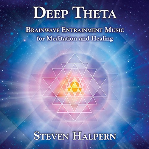 Deep Theta: Brainwave Entrainment Music For Meditation And Healing by Inner Peace Music