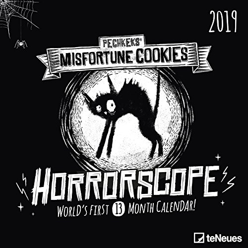 2019 Pechkeks Missfortune Cookies Grid Calendar ()