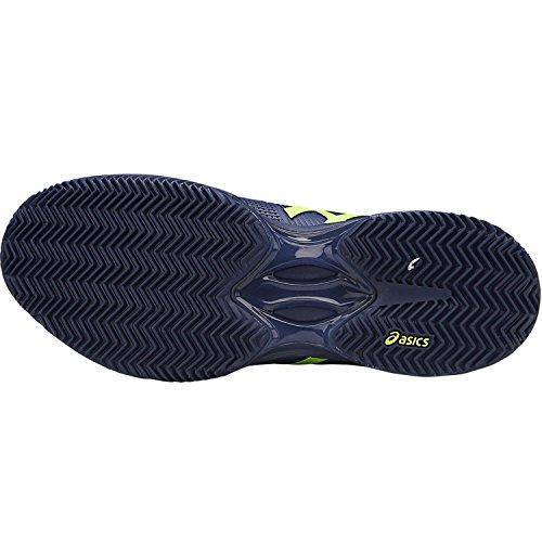 Chaussures Asics Gel-solution Speed 3 Clay Dark Blue