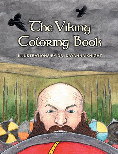 The Viking Coloring Book