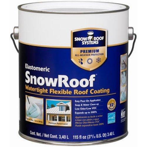 (KST COATINGS  KST000SRB-16    Reflective Roof Coating 1-Gallon)