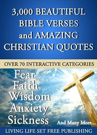 3000 Plus Beautiful Bible Verses And Amazing Christian