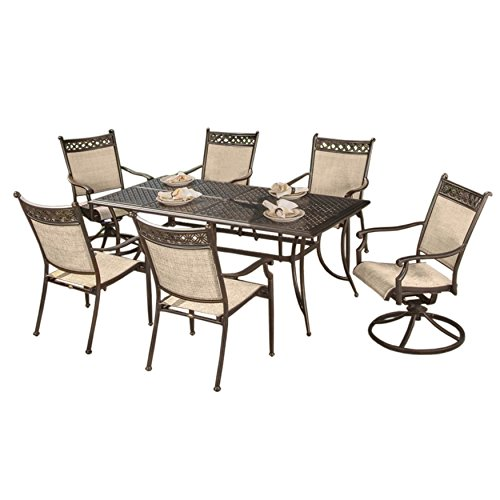 Oakland Living Outdoor &-Patio-Furniture-Sets, Antique Bronze