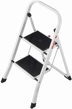 Hailo 4396-901-Mini - Escalera de Acero: Amazon.es: Bricolaje y herramientas