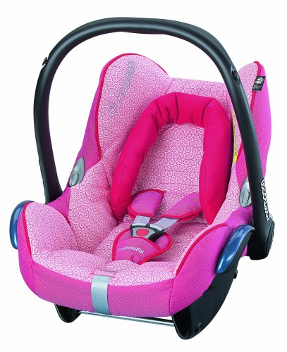 Maxi Cosi Cabriofix Group 0 Infant Carrier Car Seat Lily Pink Amazoncouk Baby