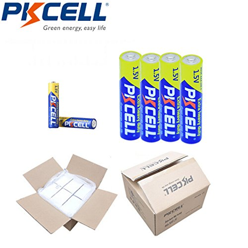 1.5V AAA R03P Carbon Zinc Battery 2000pcs by PKCELL (Image #4)