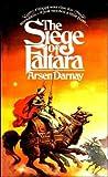 The Siege of Faltara, Arsen Darnay, 0441763413