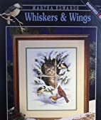 Whiskers & Wings, Cross Stitch (Dimensiond…