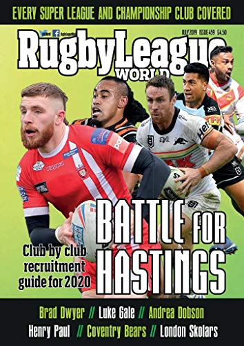 (Rugby League World)