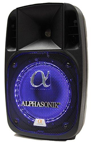 Alphasonik 12 Quot Powered 2000w Pro Dj Amplified Loud Speaker