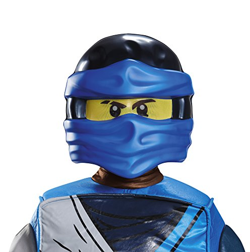 Disguise Jay Ninjago Lego Mask, One Size Child