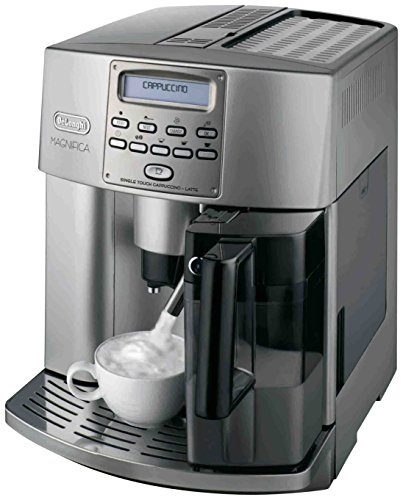 Refurbished DeLonghi ESAM3500.N Magnifica Digital Super-Automatic Espresso & Coffee Machine