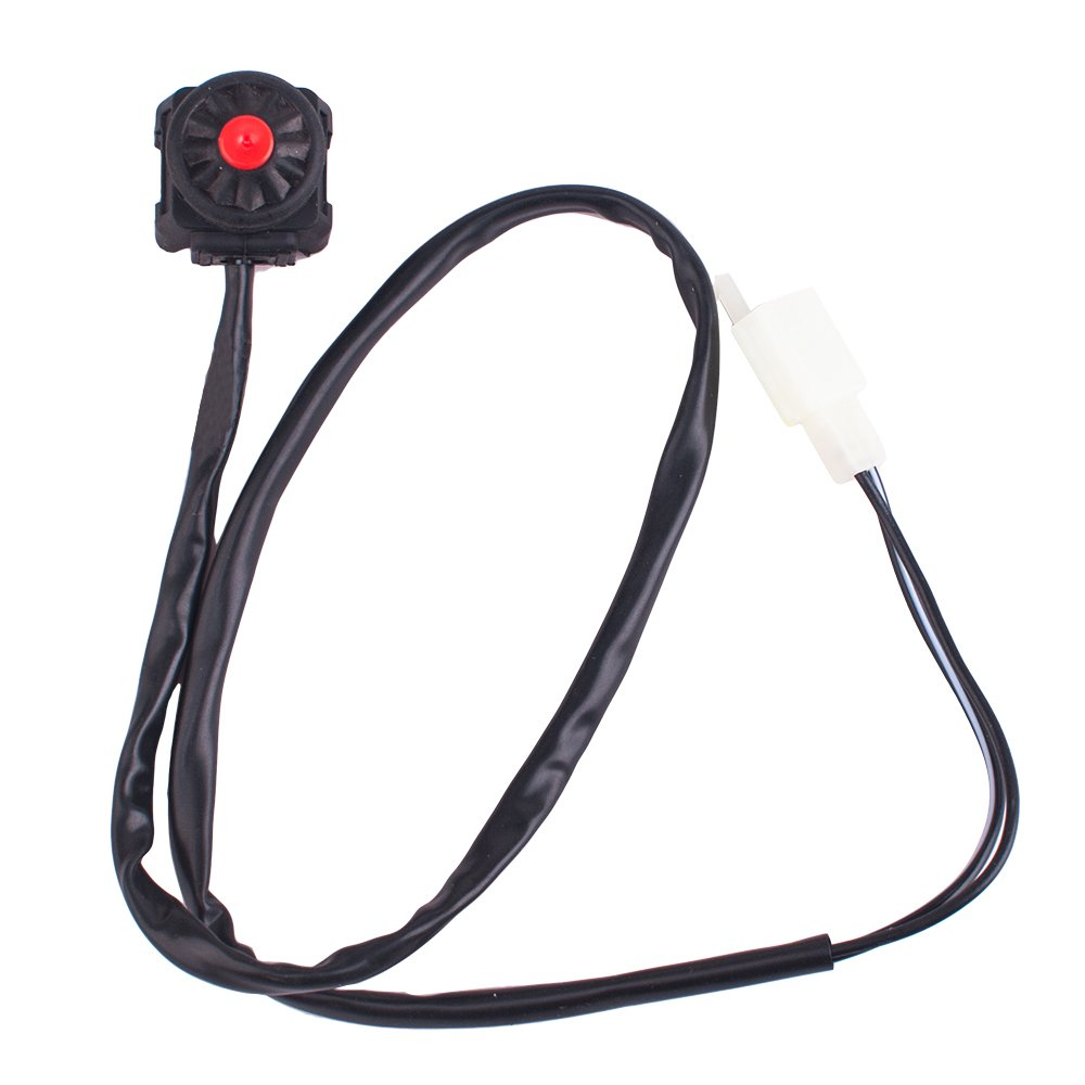 Cisno Kick Start Dirt Pit Bike Wire Harness Wiring Loom Cdi Coil Magneto 50 125cc