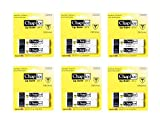 Chap Ice Lip Balm - Soothes, Protects and Moisturizes - 12 Sticks (Original)