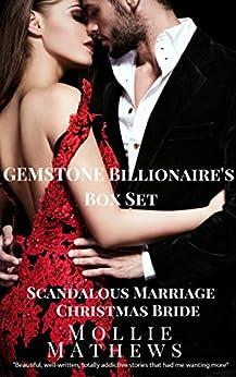 Gemstone Billionaires Series Box Set: Two Sexy New Zealand Romances: Italian Billionaire Brides: The Italian Billionaire's Scandalous Marriage, The Italian Billionaire's Christmas Bride by [Mathews, Mollie]