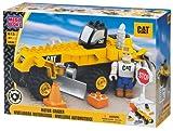 Mega Bloks CAT Motor Grader